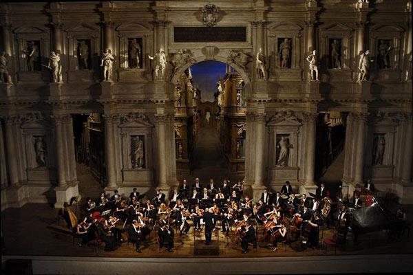 Orchestra del Teatro Olimpico