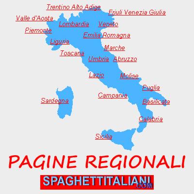 Pagine Regionali by spaghettitaliani.com