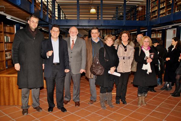 22-01-2012 Biennale del Gusto - Bibloteca Villa Bruno - Presentazione di Eat Parade il libro di Bruno Gambacorta-