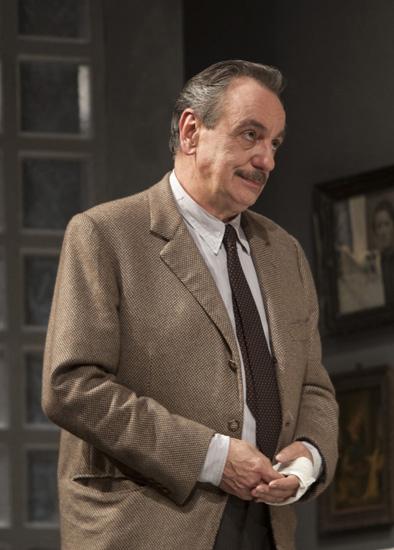 Luca De Filippo (foto di Lia Pasqualino)