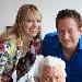 """Opening della mostra """"Family Affairs - Ed Moses, Andy Moses, Kelly Berg Moses"""", che si terrà domenica 7 aprile 2019 alle ore 18, a Villa di Donato, situata in Piazza Sant"""