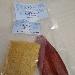 -Burrata alla bottarga con macedonia di pomodori e lupini di terra - - - Fotografia inserita il giorno 22-08-2019 alle ore 18:30:43 da pasqualefranzese