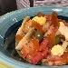-Caponata di bottarga con carciofi, lupini, olive e pomodori del campo - - - Fotografia inserita il giorno 08-12-2019 alle ore 04:31:43 da pasqualefranzese