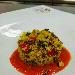 -Cous cous alla curcuma vegetariano - - - Fotografia inserita il giorno 14-07-2020 alle ore 07:35:30 da pasqualefranzese