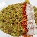 -Fregola castagne e zafferano con anguilla affumicata del Sulcis - - - Fotografia inserita il giorno 14-11-2019 alle ore 21:08:48 da pasqualefranzese