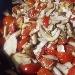 -Funghi porcini spadellati con pomodorini - - - Fotografia inserita il giorno 10-12-2019 alle ore 06:13:24 da pasqualefranzese