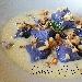 -Gnocchi di patate viola su fonduta di Toma piemontese e noci.  - - - Fotografia inserita il giorno 15-01-2021 alle ore 20:51:33 da rosaliapintacuda