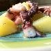 -Insalata di polpo con patate al naturale - - - Fotografia inserita il giorno 16-09-2019 alle ore 18:41:11 da pasqualefranzese
