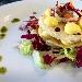 -Millefoglie di piadina con insalata capricciosa e maionese  - - - Fotografia inserita il giorno 22-02-2020 alle ore 06:57:53 da pasqualefranzese