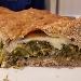 -Pizza di scarole con farina mix - - - Fotografia inserita il giorno 30-03-2020 alle ore 08:24:23 da pasqualefranzese