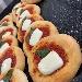 -Pizzette finger food  - - - Fotografia inserita il giorno 20-01-2020 alle ore 18:06:47 da pasqualefranzese