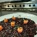 -Riso venere con salmone affumicato, mantecato con salsa ai quattro formaggi - - - Fotografia inserita il giorno 16-01-2021 alle ore 19:40:16 da pasqualefranzese