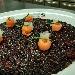 -Riso venere con salmone affumicato, mantecato con salsa ai quattro formaggi - - - Fotografia inserita il giorno 16-01-2021 alle ore 19:40:57 da pasqualefranzese
