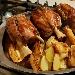 -Stinco di maiale in cartoccio con patate - - - Fotografia inserita il giorno 20-10-2020 alle ore 06:25:38 da pasqualefranzese