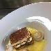 -Tiramisù con crema allo zabaglione salata e meringa fiammeggiata - - - Fotografia inserita il giorno 31-05-2020 alle ore 07:00:48 da pasqualefranzese