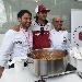 Eccellenze Campane ed Alfa Romeo Racing ed Alfa Romeo Racing: Pasta party per il GP d