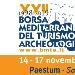 Al via la XXII Borsa Mediterranea del Turismo Archeologico 14/17 Novembre Savoy Hotel Paestum
