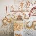 29 gennaio 2020: il Larario con i suoi affreschi rientra in esposizione al MATT.  - Dopo il prestito sarà ricollocato nella Mostra Archeologica in una Sala dedicata, in attesa di un altro viaggio per una nuova esposizione nel Mondo.  - Fotografia inserita il giorno 25-01-2020 alle ore 00:31:38 da renatoaiello