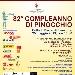 32° Compleanno di Pinocchio - - - Fotografia inserita il giorno 25-05-2019 alle ore 09:14:30 da faraone