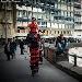 Gli artisti di strada invadono Capaccio (Paestum) per la 4° edizione di Ca'pacciàm organizzata da Baracca dei Buffoni e Mestieri del Palco sabato 31 agosto dalle ore 21, ingresso libero e tanta musica