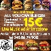 All you can burger - - - Fotografia inserita il giorno 25-05-2019 alle ore 20:49:18 da drakkarbracery