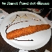 Crocchettone preparato dal Maestro Pizzaiolo Aniello Falanga della Pizzeria Haccademia di Terzigno (NA) - Il Crocchettone è un Crocchè gigante ripieno di mozzarella. - Fotografia inserita il giorno 21-07-2021 alle ore 06:56:31 da cuochino