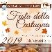 Festa della Castagna - - - Fotografia inserita il giorno 15-11-2019 alle ore 13:13:23 da lucrezia