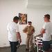Giovanni Spiniello in mostra da Daniele Gourmet - - - Fotografia inserita il giorno 14-07-2020 alle ore 21:41:40 da luigi