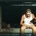 Giovedì 20 febbraio fa nuovamente tappa al Teatro Elicantropo di Napoli la tournée di Scannasurice di Enzo Moscato, per la regia di Carlo Cerciello  - Ritorna in scena a Napoli la poesia teatrale di Moscato, i deliri e i furori del suo protagonista, rinchiuso nel suo scannatoio a dialogare con gli ultimi esseri viventi.  - Fotografia inserita il giorno 17-02-2020 alle ore 18:04:23 da renatoaiello