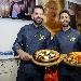 I Gemelli Fusco presentano la Pizza Ringhio Star - - - Fotografia inserita il giorno 13-12-2019 alle ore 18:04:21 da luigi
