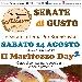 Il Maritozzo Day - - - Fotografia inserita il giorno 23-08-2019 alle ore 09:30:32 da faraone
