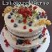 La Foto del Giorno del 17 Ottobre 2021 - Naked cake al cioccolato e frutti di bosco - - - Fotografia inserita il giorno 17-10-2021 alle ore 07:00:37 da rosaliapintacuda