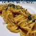 La Foto del Giorno del 22 Ottobre 2021 - Spaghettone con polpa di riccio e cremoso al datterino - - - Fotografia inserita il giorno 22-10-2021 alle ore 07:42:14 da pirorestaurant