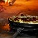 La Pizza Ringhio Star mentre viene infornata - - - Fotografia inserita il giorno 13-12-2019 alle ore 18:04:52 da luigi