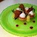 Medaglione di pescatrice con bacon mousse di patate, croccante di segale ed aria di latte - - - Fotografia inserita il giorno 18-01-2021 alle ore 11:54:24 da antoniodisomma