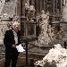 Museo Cappella Sansevero, performance online Laments con Abel Ferrara, martedì 18 maggio ore 12  - Abel Ferrara legge i versi di Gabriele Tinti di fronte al Cristo velato   - Fotografia inserita il giorno 11-05-2021 alle ore 17:57:39 da renatoaiello