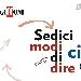 """POVERTÀ EDUCATIVA, ECCO 16 MODI DI DIRE CIAO: DAL 1 FEBBRAIO GIFFONI IN 5 REGIONI D'ITALIA PER PROMUOVERE CULTURA, INCLUSIONE E DIRITTO AL FUTURO - Al via il progetto quadriennale che coinvolge 5mila ragazzi di Campania, Calabria, Basilicata, Sardegna e Veneto. L'iniziativa è finanziata dall'impresa sociale """"Con i bambini"""" interamente partecipata da Fondazione con il Sud   - Fotografia inserita il giorno 27-01-2021 alle ore 11:47:26 da renatoaiello"""