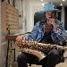 Pop Up Live Show. Il francese Jimmy Sax annuncia la sua apparizione il 12 agosto alle ore 22 in Piazza Plebiscito poche ore prima nell