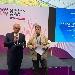 Ricci Curbastro con il moderatore e giornalista Marco Sabellico - - - Fotografia inserita il giorno 13-10-2019 alle ore 16:16:32 da luigi