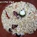 Risotto Passepartout (con fiammiferi di verdure e speck croccante)