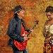 Santana e Buika - foto di Maryanne Bilham