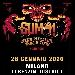 SUM41: dopo 15 milioni di dischi venduti nel mondo, la pluripremiata band canadese arriva in Italia il 28 gennaio al Lorenzini District di Milano