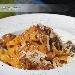 Tagliatelle di pasta all
