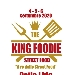 Dal 4 al 6 settembre - Ostia Lido - Roma - The King Foodie Street Food