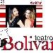"""Venerdì 25 ottobre, alle 20.30 riapre il sipario del Teatro Bolivar con larassegna """"Gli amici del Teatro Bolivar"""". - - - Fotografia inserita il giorno 23-10-2019 alle ore 17:06:28 da renatoaiello"""