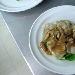 Ricetta inserita su spaghettitaliani.com da Alberto Arcari: Mezzelune di saraceno al bitto e ragù di funghi trifolati