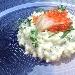 Ricetta inserita su spaghettitaliani.com da Eugenio Jacques Christiaan Boer: Risotto alla cenere salmerino di montagna e le sue uova