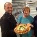 """Gusto e solidarietà nell'estate di Ciro Savarese ad Arzano con la pizza Nerano e i corsi gratuiti per pizzaiolo in collaborazione con la Onlus """"Matteo 25"""""""