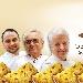 """Il 24 novembre a Palermo arriva """"Panettone senza Confini"""" a favore dei bambini siriani con i grandi Maestri della pasticceria italiana.  L"""