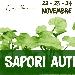 """Dal 22 al 24 novembre a Casalbuono (Sa) """"Sapori Autentici"""", tre giorni di degustazioni con le eccellenze del Vallo di Diano"""